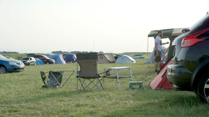 Северное море с палатками (3)