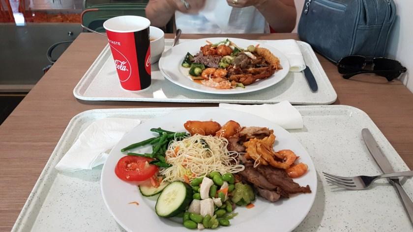 поесть в аэропорту Праги (4)