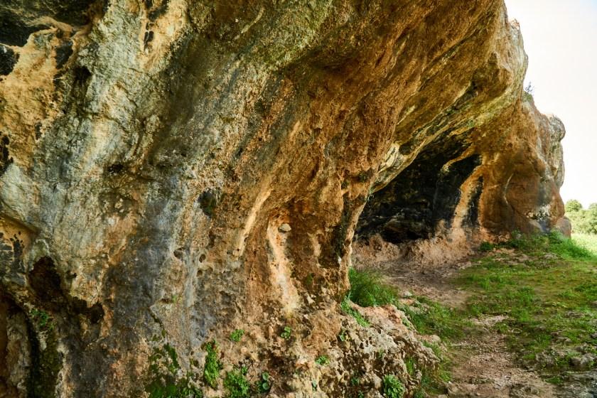 Пещеры Израиль