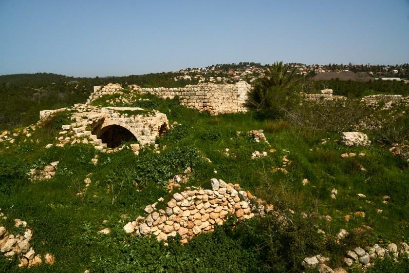 Развалины Бейт Итаб