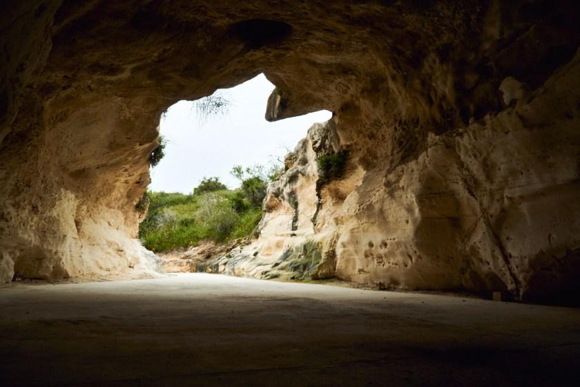 Бейт Гуврин,колокольные пещеры