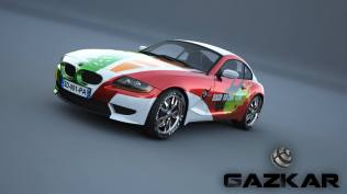 gazkar-showcase-bmw-red-lomaytechnology