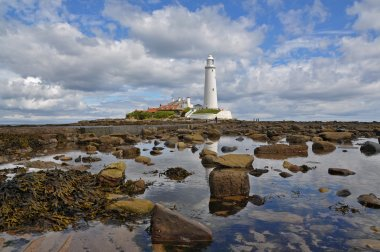 St. Mary's Lighthouse in Whitley Bay