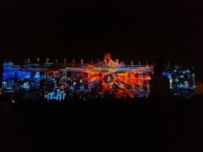 Lichtshow in Nancy