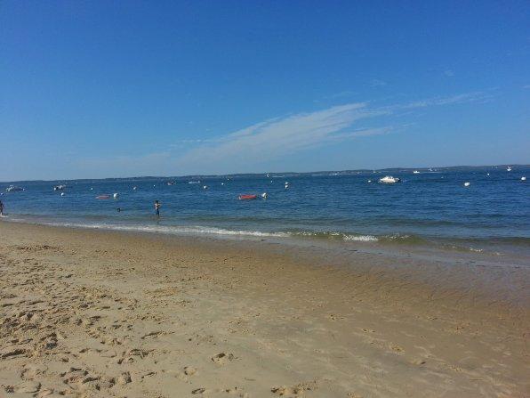 Strand in Arcachon