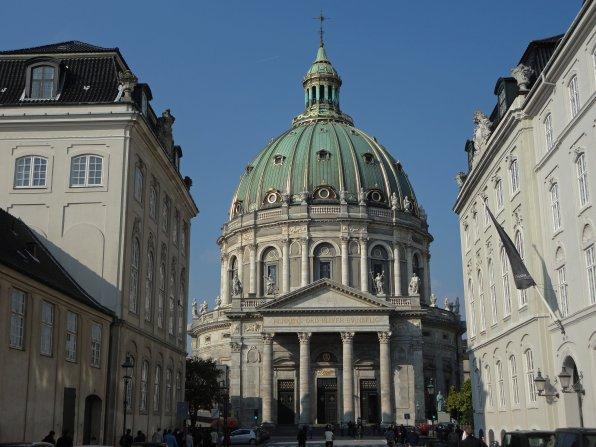 Die Frederikskirche in Kopenhagen