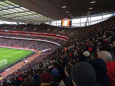 2'500 Gästefans aus Birmingham