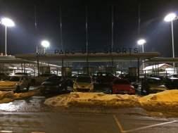 Eingang zum Stadion