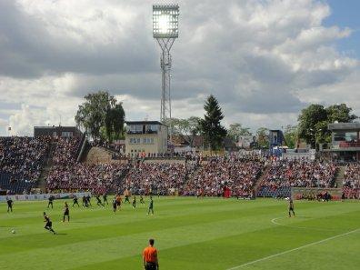 Eine Traumschüssel von Stadion