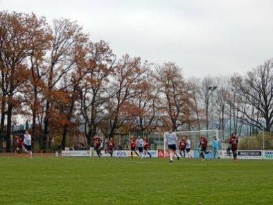 Herbstwetter beim drittklassigen Duell im Kanton Bern