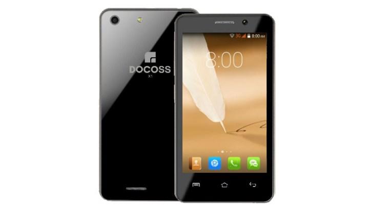 docoss-x1-india