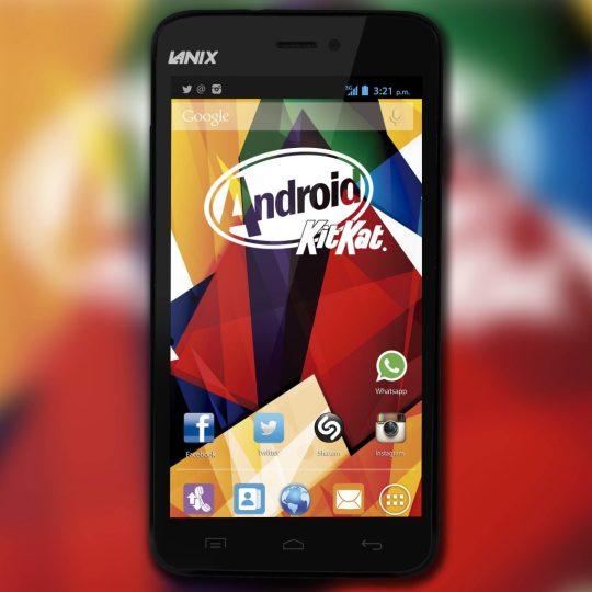 smartphones-Lanix