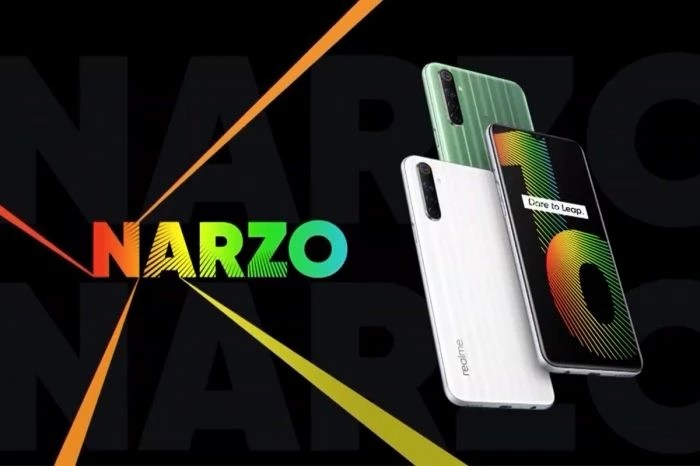 Представлены Realme Narzo 10 и Realme Narzo 10A: бюджетные долгожители с чипами MediaTek – фото 1