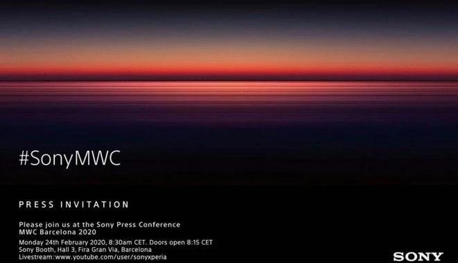 Sony озвучила дату анонса новых Xperia – фото 1