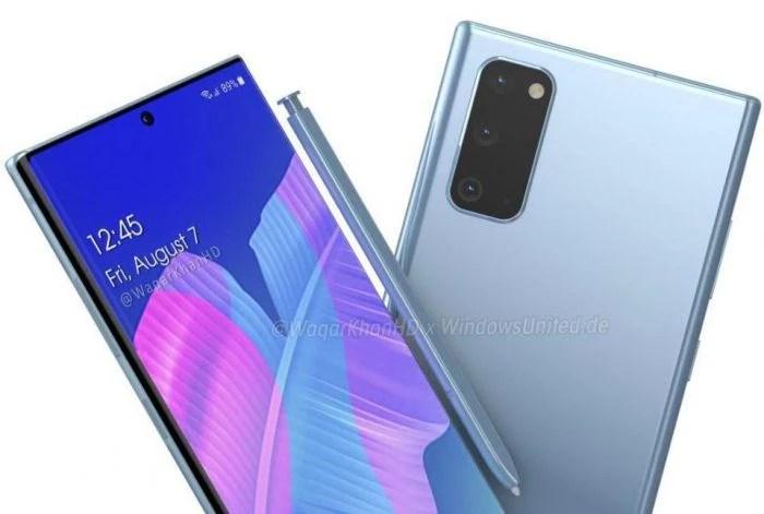 Galaxy Note 20 будет представлен только онлайн. Это первый случай в истории компании – фото 2