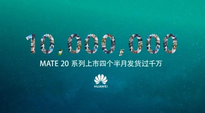 Семейство Huawei Mate 20 успешно на рынке – фото 1