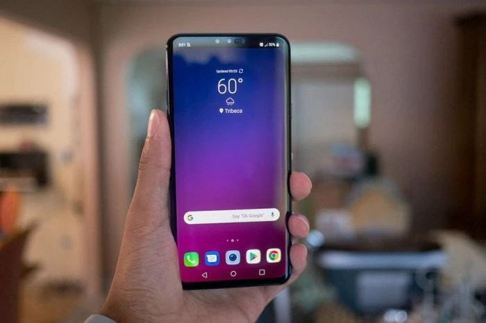 LG V50 ThinQ 5G — новый флагман с поддержкой 5G – фото 2