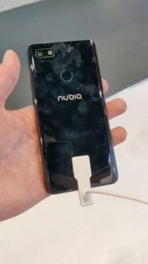Nubia Mini 5G: флагман для 5G – фото 5