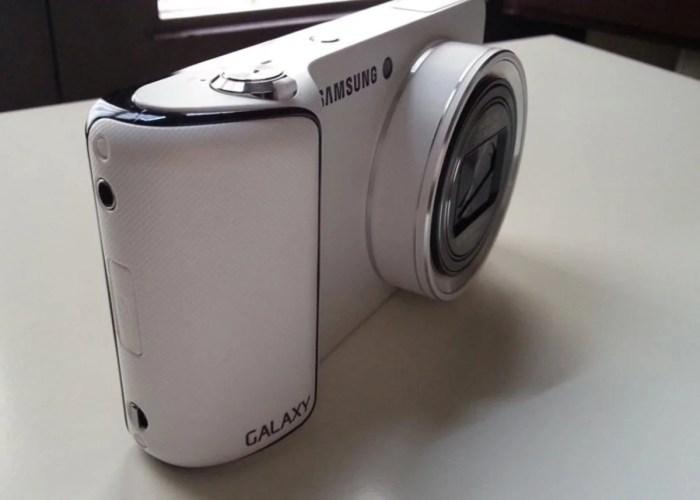Probamos la Samsung Galaxy Camera