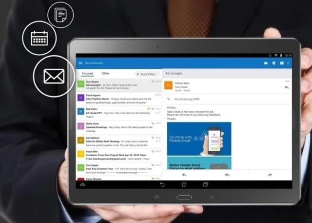 Microsoft Outlook Portada