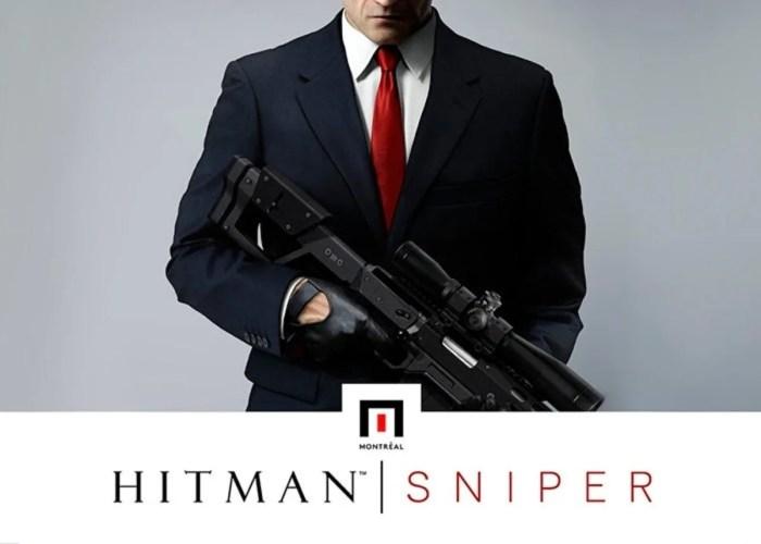 Hitman Sniper gratis para Android