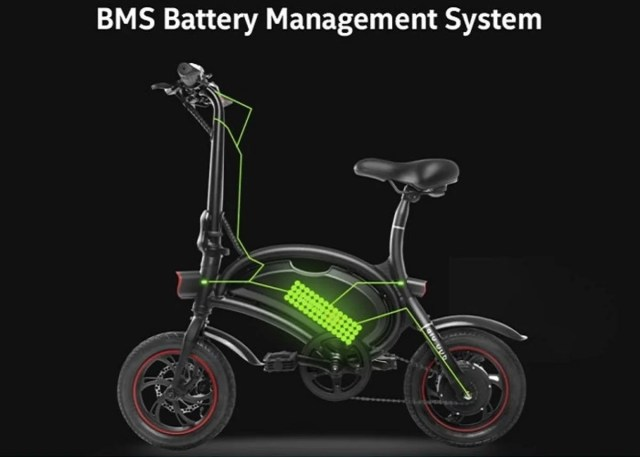 F-Wheel DYU D2 bicicleta electrica