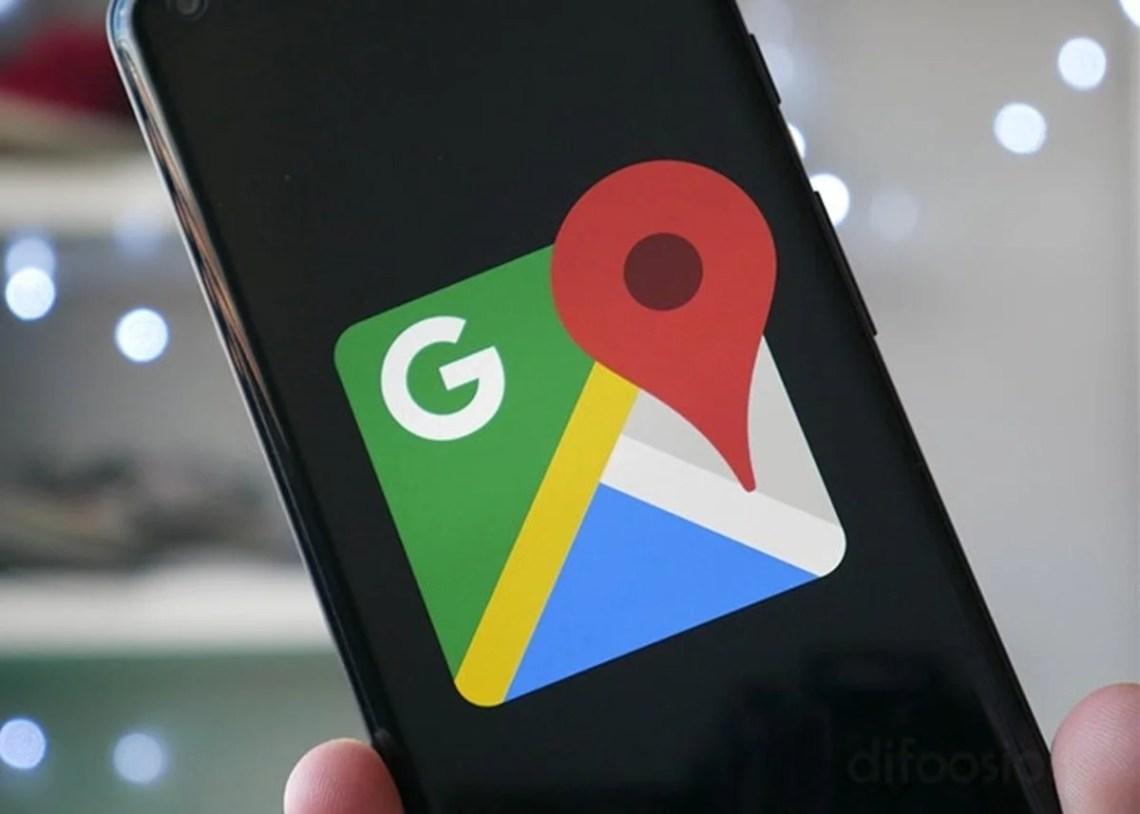 Google Maps, aplicación de mapas para Android
