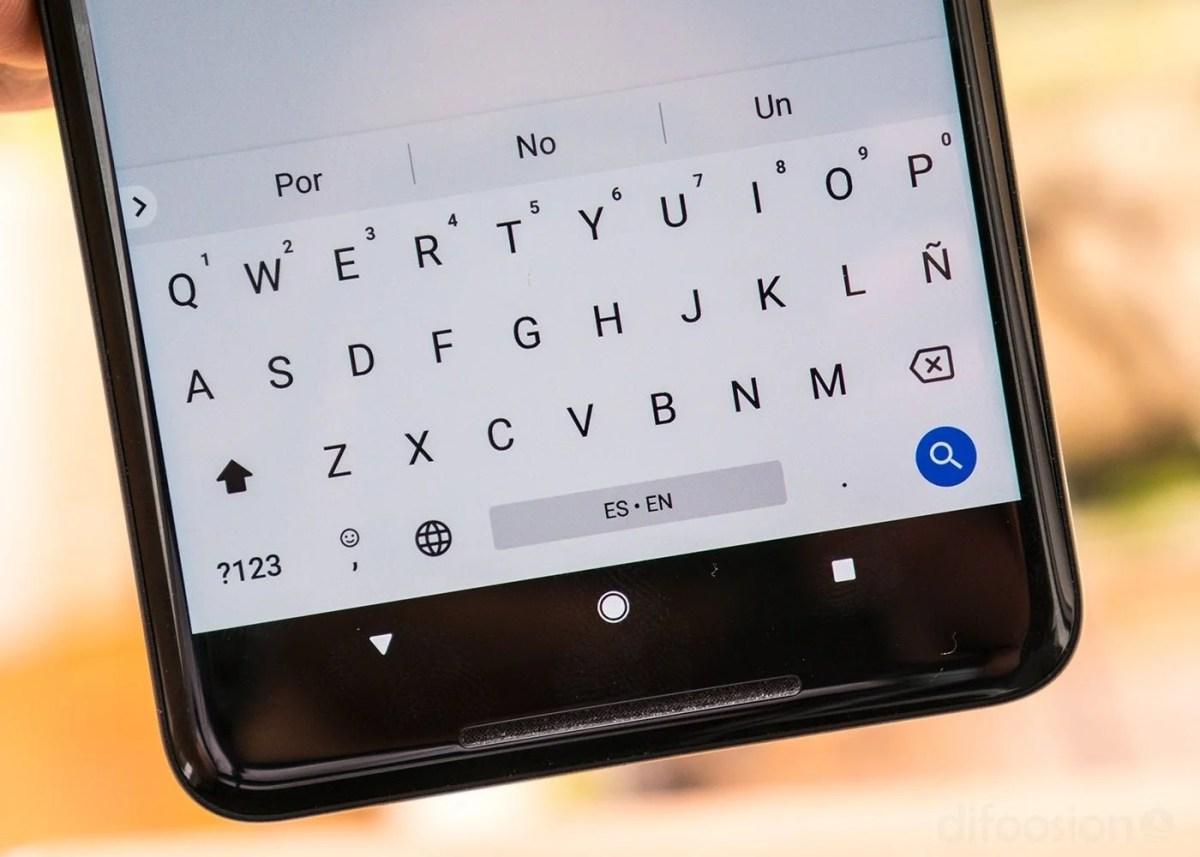 Gboard para Android