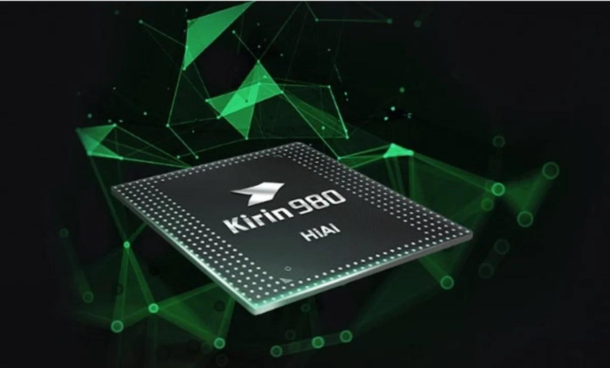 Resultado de imagen para Procesador Kirin 980