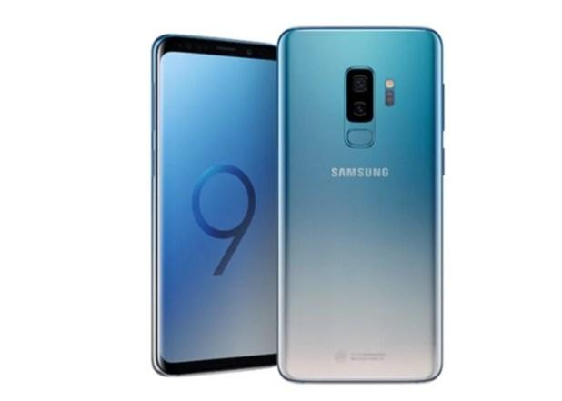 Samsung se apunta a los gradientes de color: así es el Galaxy S9 más bonito del momento