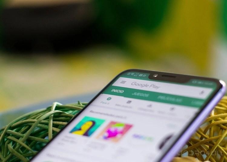 Aplicaciones y juegos en Google Play Store