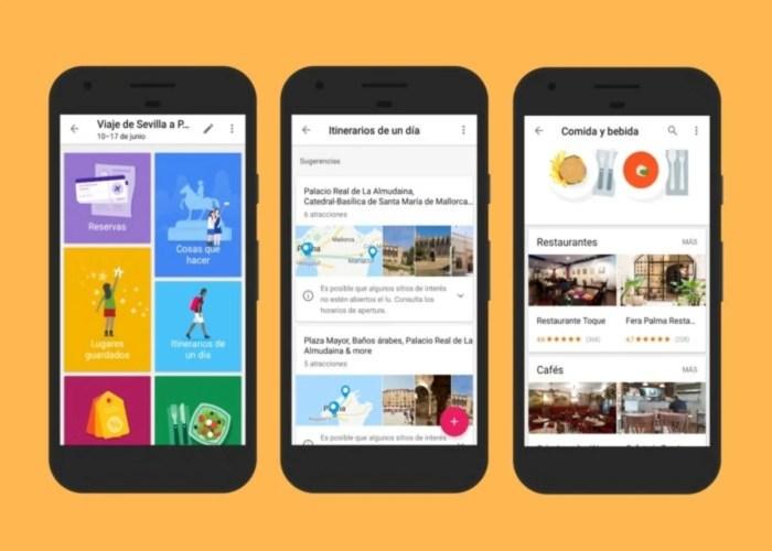 App Google Trips