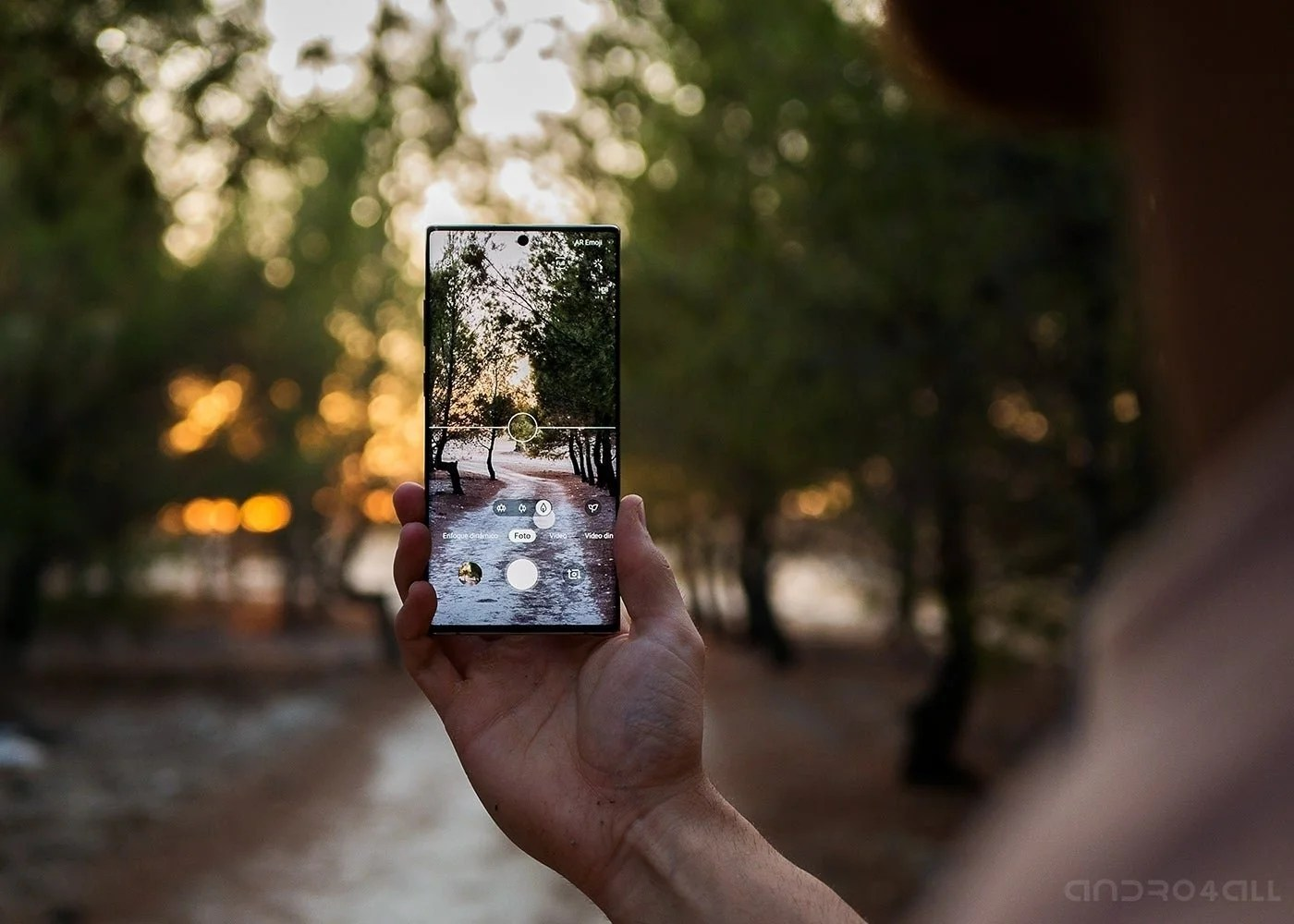Samsung Galaxy Note10, fotografia