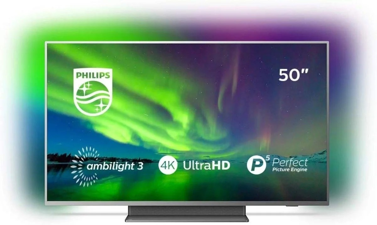 "Philips 50"" con Android TV"