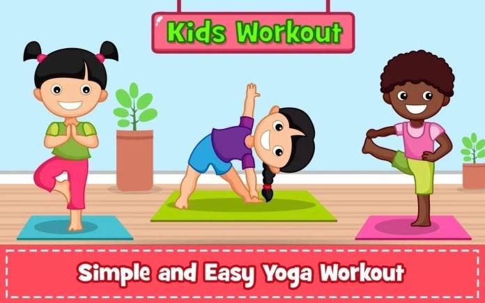 App yoga for children