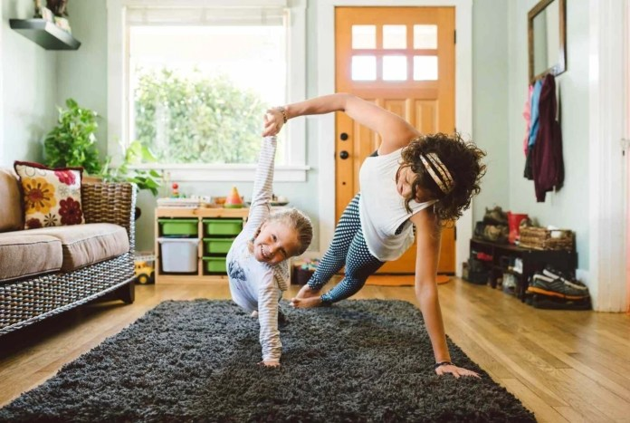 Apps for children to get exercise at home