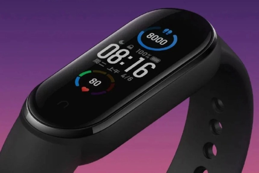 Xiaomi Mi Band 5 the best price of all time