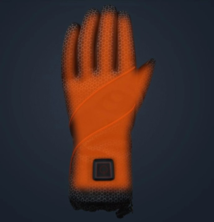The heating of the new gloves that Xiaomi has put on sale