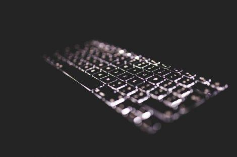 computer keyboard gift developer