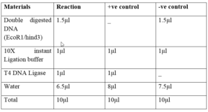 analyzed onto agarose gel table