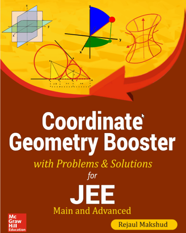 Coordinate Geometry Booster for IIT JEE Main and Advanced 1