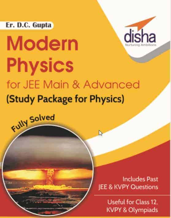 Modern Physics for JEE Main & Advanced 1