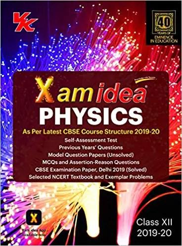 {Free} Xam Idea Class 12 Physics pdf 1