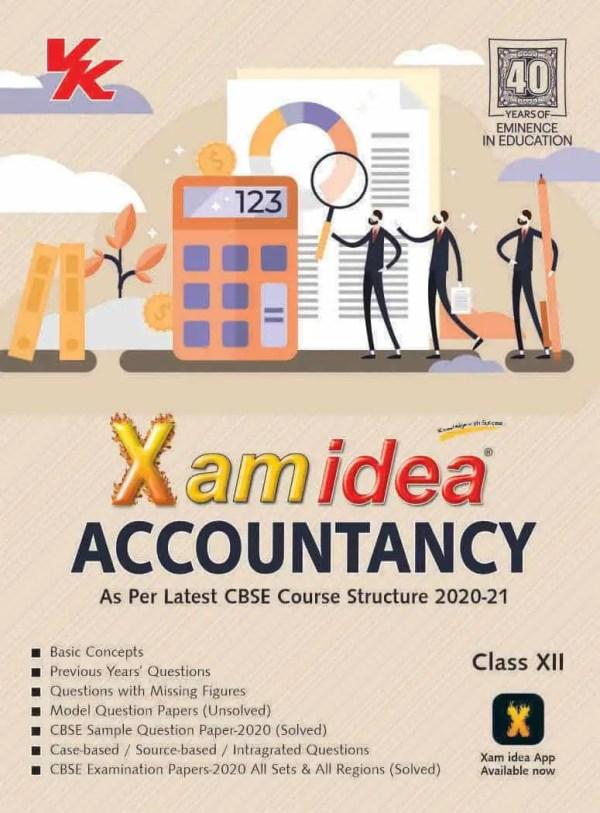 Xam Idea Class 12 Accountancy Pdf