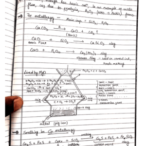inorganic chemistry notes