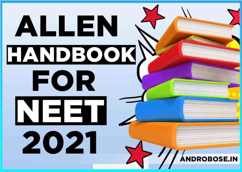 Allen Handbook
