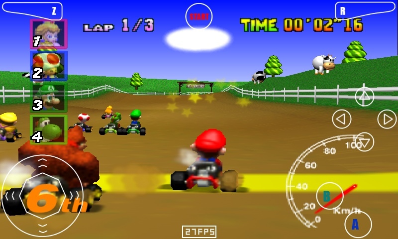 Android Emulation: Nintendo 64 - Get N, or get Out