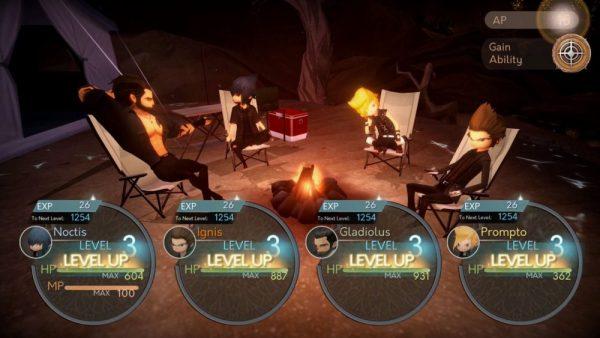 Finfal Fantasy XV: Pocket Edition