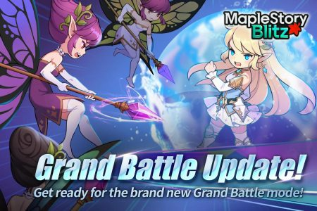 MappleStory Blitz Receives Combative New Combat Content