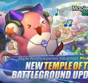 Maplestory Blitz - Temple of Time